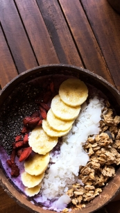 Acai bowl for the win!